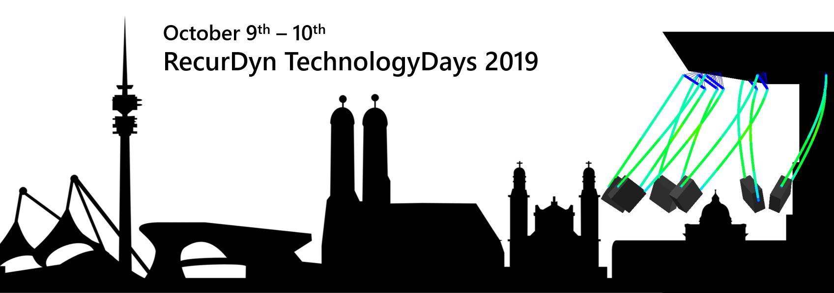 RecurDynTechnologyDays2019