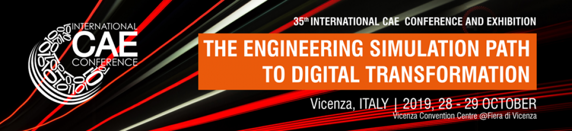 35th international CAE Conference in Vicenza 28-29 October
