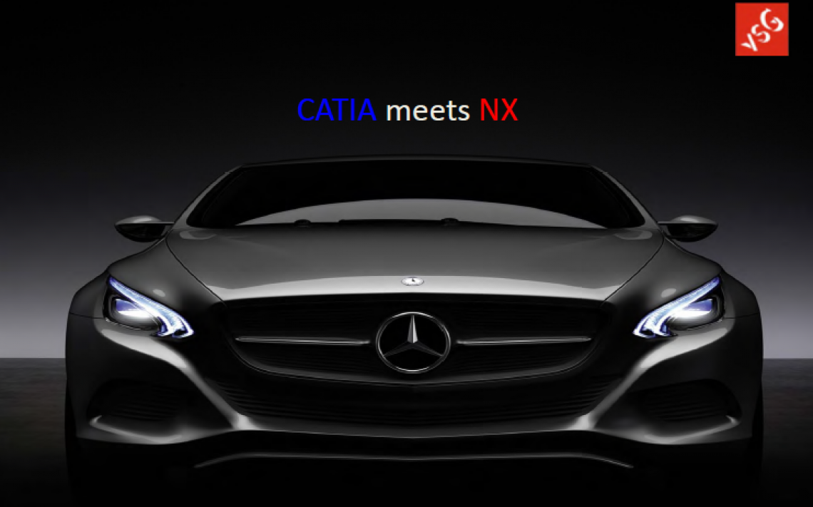 Event Catia meets NX