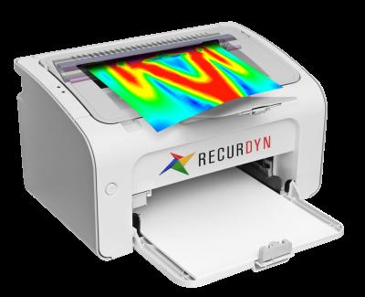 RecurDyn FFlex